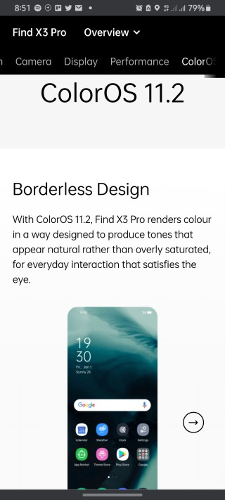 ColorOS 11.2 Features